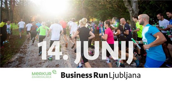 Business Run Ljubljana